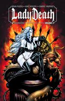 Lady Death Volume 2 - Hardcover/Graphic Novel